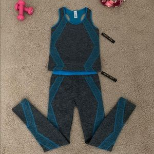 Two Piece Athletic Set